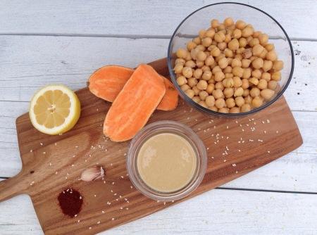 nutritionniste hummus